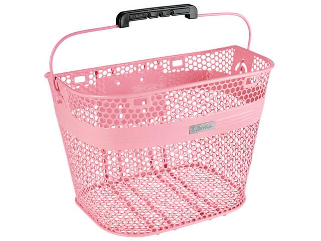 Electra Linear QR Mesh Cykelkurv pink (2019) | Bike baskets